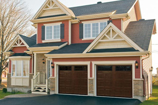 Garage door sales in Bloomington