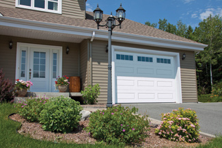 Garage door repair in Bloomington