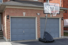 An out-of-date garage door can pose a real danger!