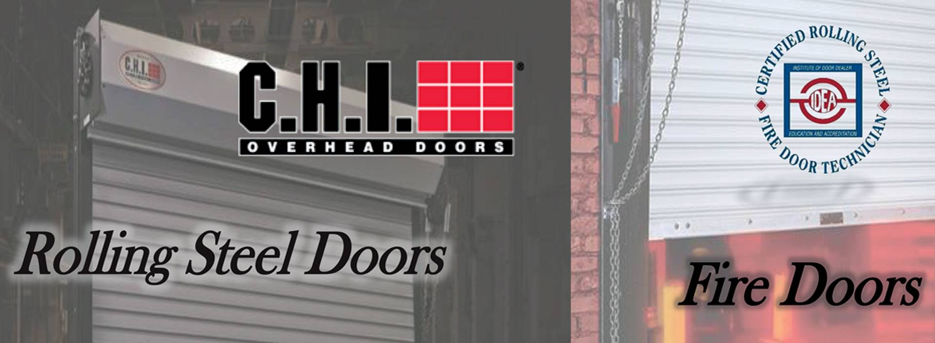 Rolling Steel Doors & Fire Doors